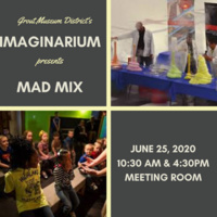 Imaginarium Mad Mix - CANCELLED
