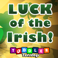 Toddler Tuesday: Luck of the Irish