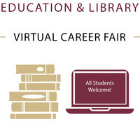 Education & Library Virtual Career Fair