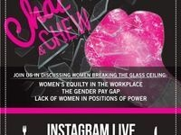 Chat & Chew: Breaking the Glass Ceiling (Virtual Event)