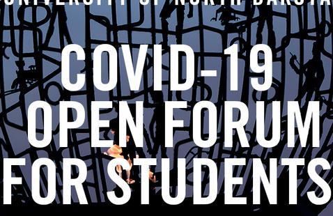 Open Forum: Students