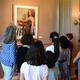 ART TALK & TOUR FOR KIDS (BILINGUAL) *Virtual Event*