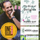 The Book of Delights: Essays by Ross Gay is the 2021 choice for One Maryland One Book.