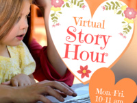 Virtual Story Hour with the Cornell Child Care Center