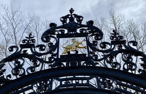 Harvard Gates