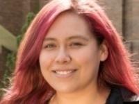 """Developing Calochortus venustus as a model system to understand petal pigment diversity""  -  Adriana Hernandez"