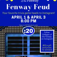 COF Presents: Fenway Feud