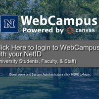FACULTY SUPPORT: WebCampus Q&A online training session