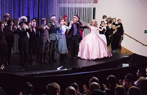 """Frost Opera Theater's """"L'enfant et les sortilèges"""""""