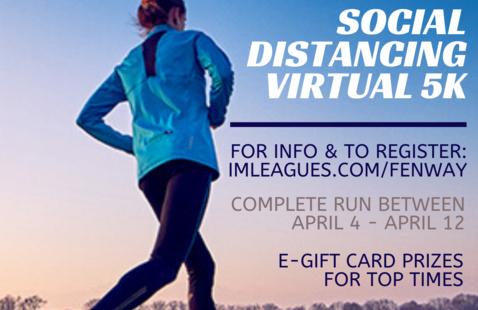 Virtual 5K Flyer