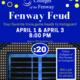 Fenway Feud Flyer
