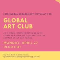 [Virtual] Global Art Club