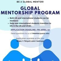 Global Mentor Applications Open