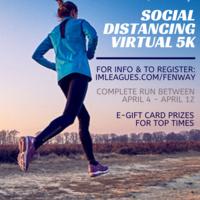 COF Presents: Social Distancing Virtual 5K