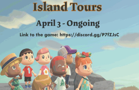 Animal Crossing Island Tours