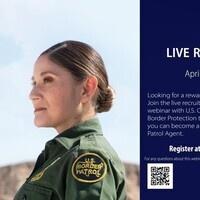 Border Patrol Agent LIVE Recruitment Webinar