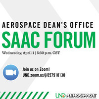 Aerospace Dean's Office | SAAC Forum