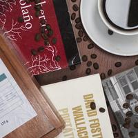 Hora del café en español