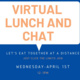 Virtual Lunch and Chat