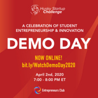 Demo Day Online: A Celebration of Student Entrepreneurship