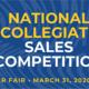 National Collegiate Sales Competition Virtual Career Fair