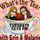 What's the Tea? A Student Involvement Virtual Programming Event