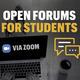 Mizzou Ed Undergraduate Student Open Forum