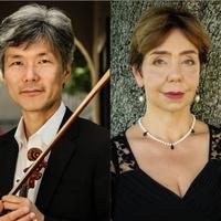 Ken Aiso and Valeria Morgovskaya