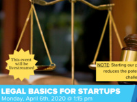 Legal Issues for Start-Ups