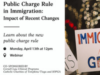 New Public Charge Rule: Impact on Recent Changes