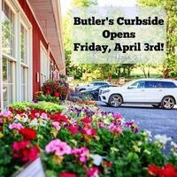 Butler's Orchard Curbside Opening Day