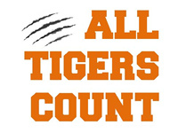 ALL TIGERS COUNT: LIVE OFF CAMPUS? FILL OUT THE CENSUS!