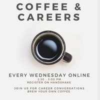 Virtual Coffee & Careers