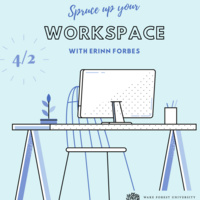 Spruce Up Your Workspace