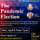 Dornsife Dialogues: The Pandemic Election