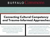 Virtual Connecting Cultural Competency and Trauma-Informed Care