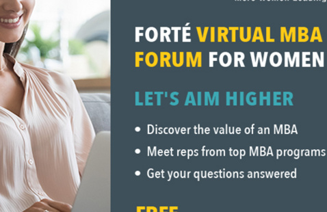 Forte Virtual MBA Forum for Women