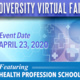 Diversity Healthcare Virtual Fair