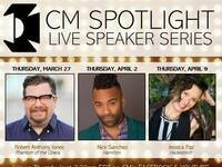 CM Spotlight - A Virtual Speaker Series - Jessica Paz