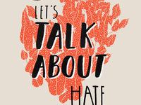 Online Workshop: Let's Talk About Hate