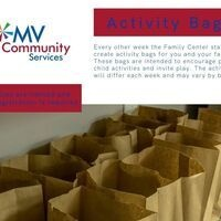 Family Center Activity Bags