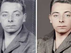 Photo Restoration in Photoshop
