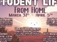 Student Life From Home- UCCS Adventure Weekend