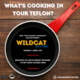Wildcat Sip N' Chat: Teflon Day