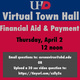 Virtual Town Hall - Financial Aid & Payment