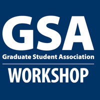 GSA Professional Development Workshop - Managing Income and Debt