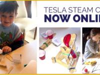 Tesla's STEAM Camp: Magnet Magic!