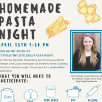 Join us for a pasta-tivly good time!