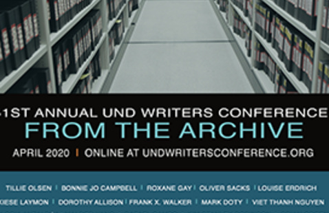 Virtual UND Writers Conference