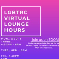 LGBT Resource Center Lounge Hours